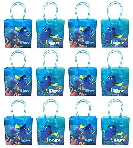 Goodybag Nemo disney pixar finding dory with nemo 12 pcs goodie bags favor bags gift bags birthday bags