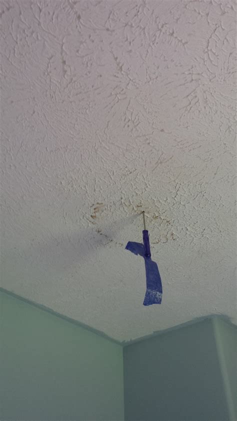 Leak Bathtub Damaging Ceiling Below by Roofing Is This A Condensation Problem Or A Roof Leak Problem Home Improvement Stack Exchange