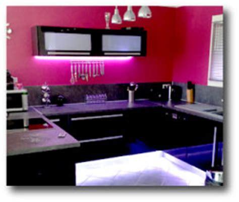 led plinthe cuisine ruban led rgb kit 5m 24 touches