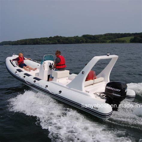 rubber boat china liya 22 feet rubber boats rib inflatable boats sale