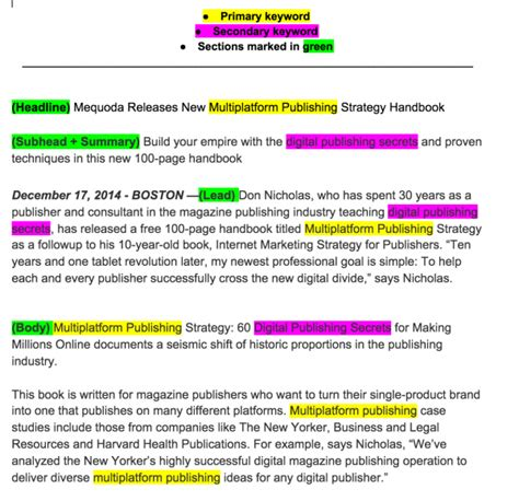 How To Write A Successful Resume Exles by Digital Press Release Exles Best Photos And