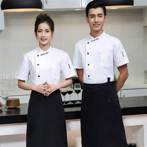 what to buy a chef aliexpress com buy hotel chefs jacket short sleeved