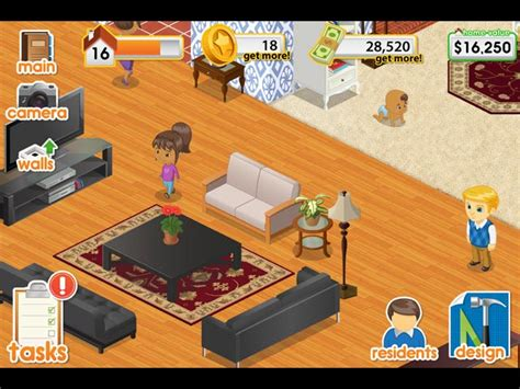 Design This Home Game Play Online by Design This Home Gt Ipad Iphone Android Mac Amp Pc Game