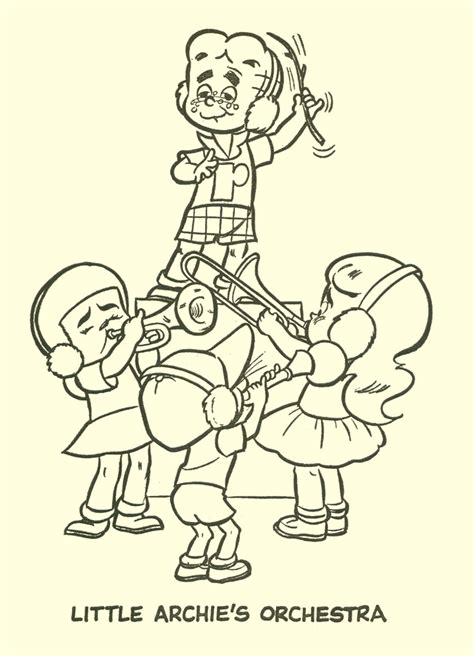 coloring book length archie coloring book pages extended length