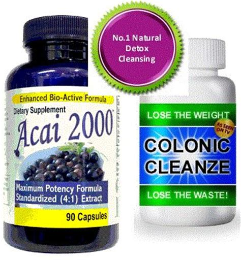 Does Herbal Clean Premium Detox Work by 17 Best Ideas About Acai Berry Cleanse On