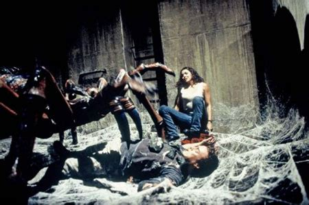 film giant spiders the best place to cure yourself of arachnophobia metro news