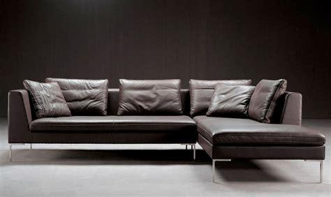 offerte divani design divano in pelle design