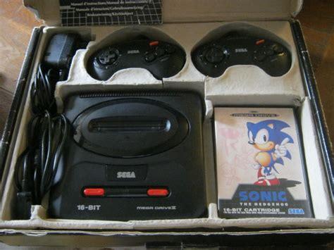 sega console veel 2 collectible boxed sega consoles mega drive 2