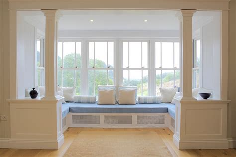 bay window bench ideas fresh bench for bay window in kitchen 8257