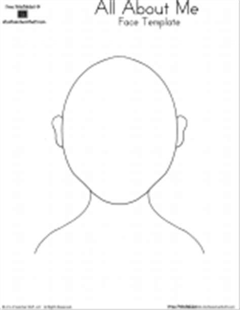 self portrait template self portrait worksheet lesupercoin printables worksheets