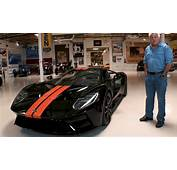 Jay Leno Reviews His New Ford GT