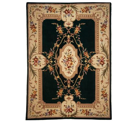Royal Palace Rugs Qvc by Royal Palace Se Savonnerie 8 X 11 Handmade Wool Rug