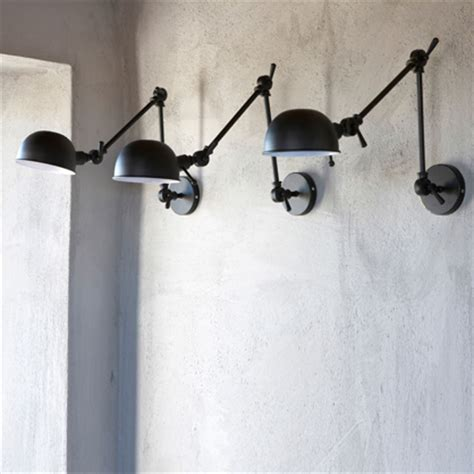 trend industrial wall sconces light trend industrial wall sconces light your shelves