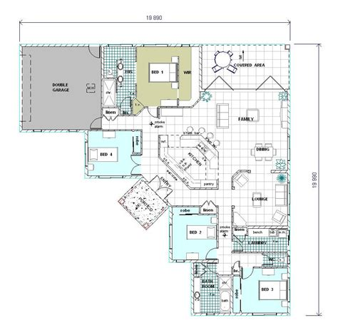 floor plans designs northern homes balmoral 4 bed 2 bath 4