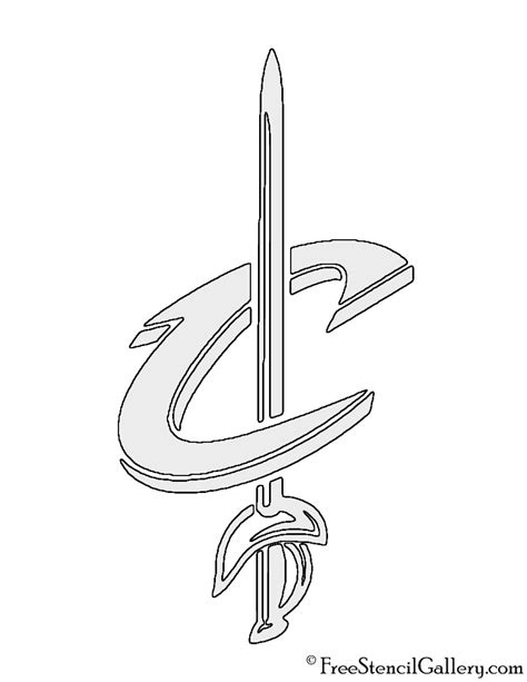 cavs coloring pages cleveland cavaliers free colouring pages
