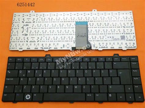 Keyboard Laptop Dell Inspiron 1440 keyboard dell inspiron 1440 black jakartanotebook