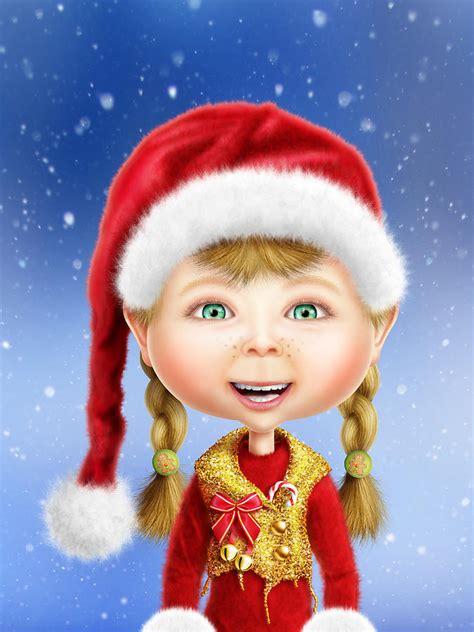 christmas wallpaper elves christmas wallpaper elves