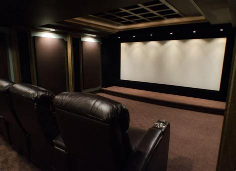 it took almost 2 years to build this home theater in
