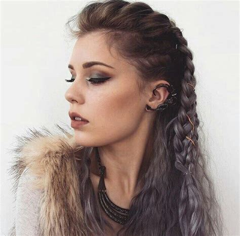 lagertha hair tutorial 17 best images about new look for makeup on pinterest