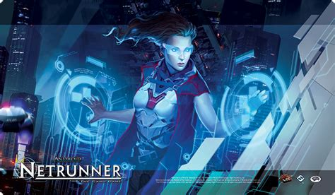 Android Netrunner Mat by Acd Distribution Newsline New From Flight