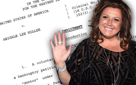 dance moms abby lee miller fraud running away from her problems abby lee miller to leave