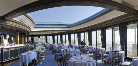 Restaurant Le Grill Monaco by Jet Set Travel To Monaco The Well Appointed House