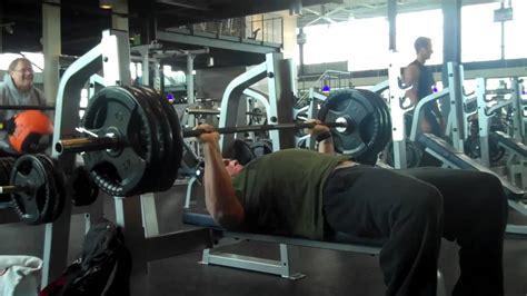 315 bench press tyler starnes 20 year old bodybuilder 315 bench press