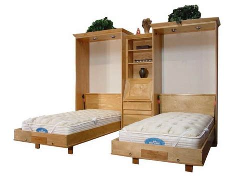 murphy bed twin twin size murphy bed