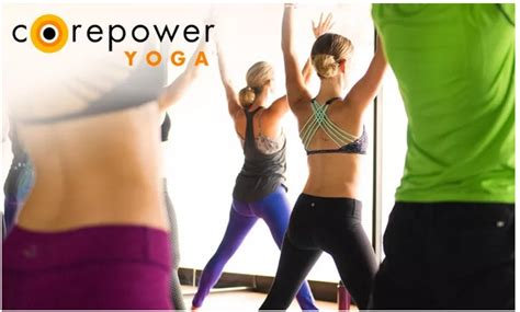 Core Power Yoga Gift Card - unlimited yoga classes at corepower yoga 65 off 205 value