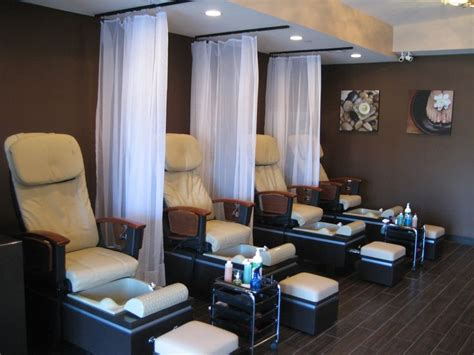 nail spa interior design 1000 ideas about nail salon design on nail