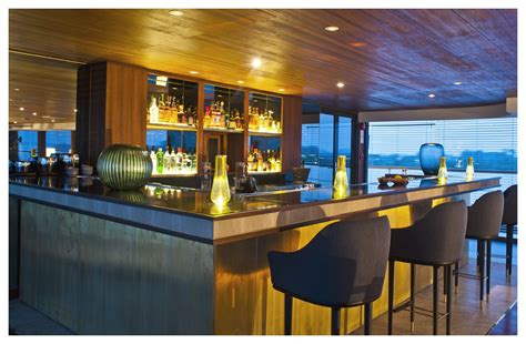 Indoor Bar Aqua Mekong Cruise Ship Design David Hodkinson