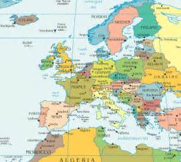 Northern Europe Map by Maps Of Europe Countries