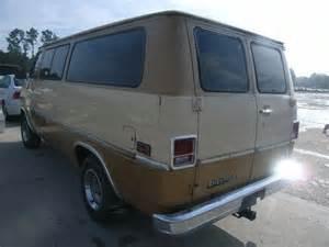 chevrolet sportvan 6 2l 8 used of the 1984 at la baton