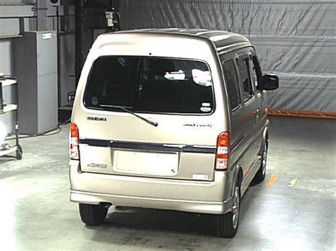 Suzuki Every Landy Used 2003 Suzuki Every Landy Photos