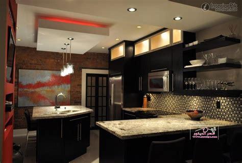 beautiful kitchen designs with islands 2017 2018 best ديكور جبس مطابخ حديث 2017 gypsum kitchens قصر الديكور