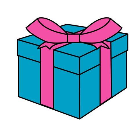 presents clip present box clip cliparts