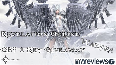 Revelation Online Beta Key Giveaway - revelation online contest 1 176 closed beta test key giveaway ita youtube