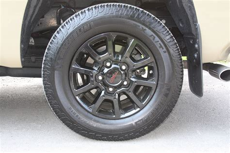Toyota Tires 2016 Toyota Tundra Trd Pro Review Crown Toyota Of