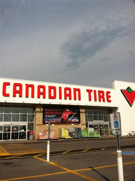canadian tire hours canadian tire 13 reviews department stores 7650