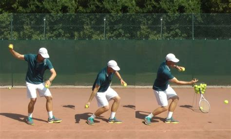 tennis swing tennis forehand technique 8 steps to a modern forehand