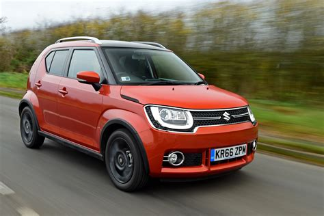 new suzuki ignis 2017 review pictures auto express