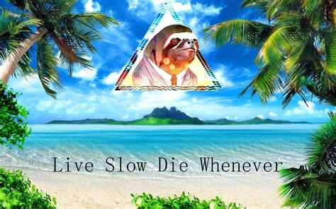 Live Die Whenever Wallpaper 1440p by Sloth Wallpapers Wallpaper Cave