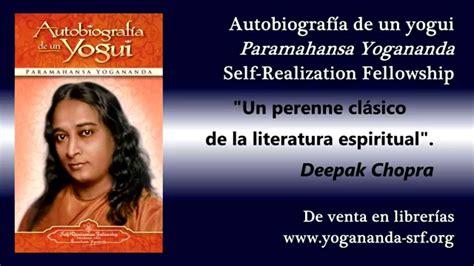 libro autobiografia de un yogui autobiografia de un yogui paramahansa yogananda