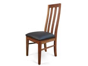 Timber Dining Chairs Tasmanian Blackwood Timber Dining Chair No 1 Living Elements