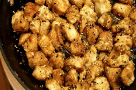 easy chicken recipes foodista easy chicken recipe sesame chicken