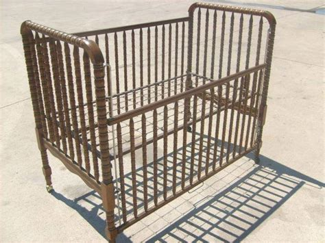What To Do With A Jenny Lind Crib Repurposed Crib Lind Baby Crib