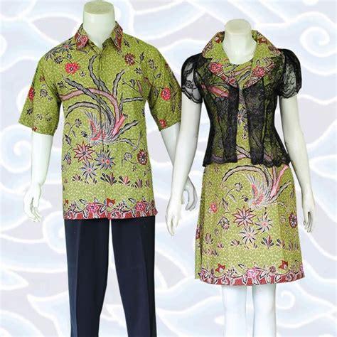 Busana Wanita Pakaian Baju Cewek Veronika Dress Ak Dress Wanita baju batik sb223 di http sekarbatik batik sarimbit dress batik sarimbit
