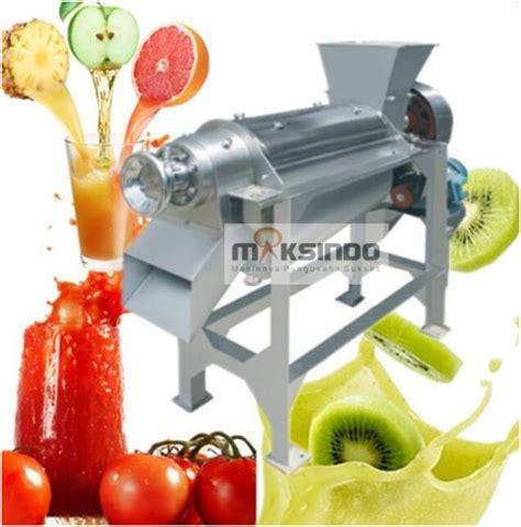 Juicer Di Hartono Surabaya jual mesin peras santan dan buah industrial juicer di