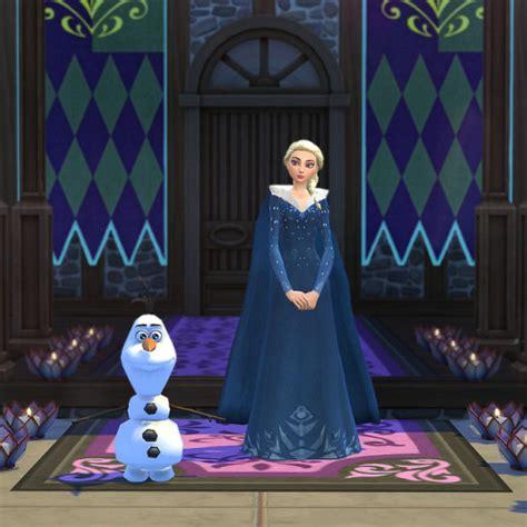frozen sims  tumblr