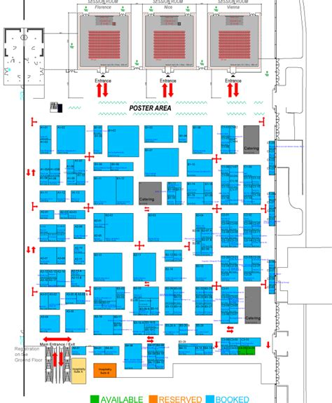 exhibition floor plan floor plan geneva 2016